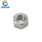 DIN934 Stainless Steel SS304 SS316 316L Hex Nuts