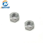 High Qutity Stainless Steel DIN934 Hex Nuts