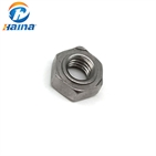 DIN929 Stainless Steel Hex Weld Nut