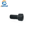 DIN912 Carbon Steel Black Oxide Grade 12.9 Cap Head Bolts And Higher