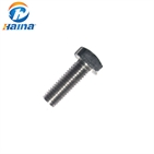 High Qutity Stainless Steel SS316 316L Square Head Bolts